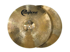 "Bosphorus 14"" Gold Series Hi-Hats"