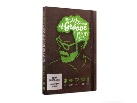 Benny Greb The Art & Science of Groove DVD