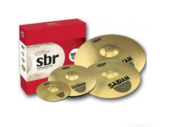 Sabian SBR Performance Set Cymbal Pack