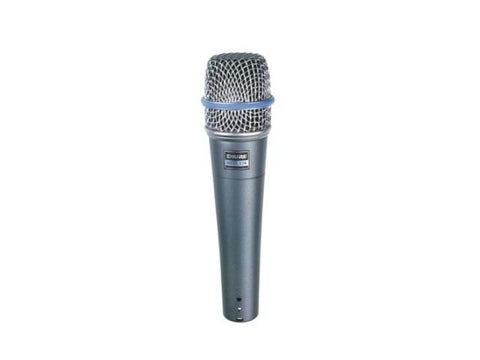 Shure BETA57A Supercardioid Dynamic Microphone