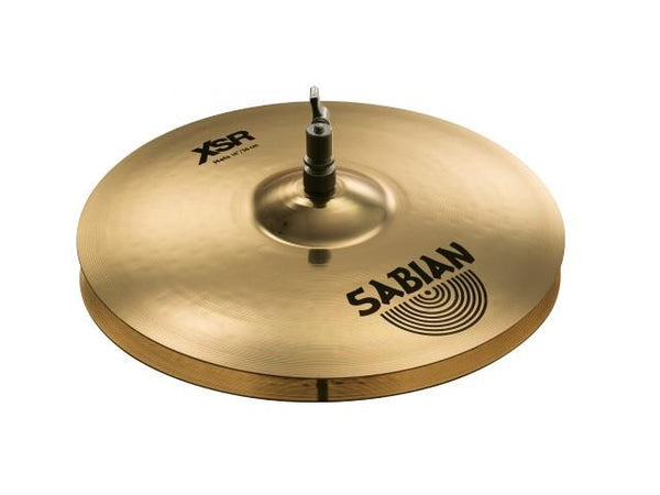 "Sabian 14"" XSR Hi-Hats Brilliant"