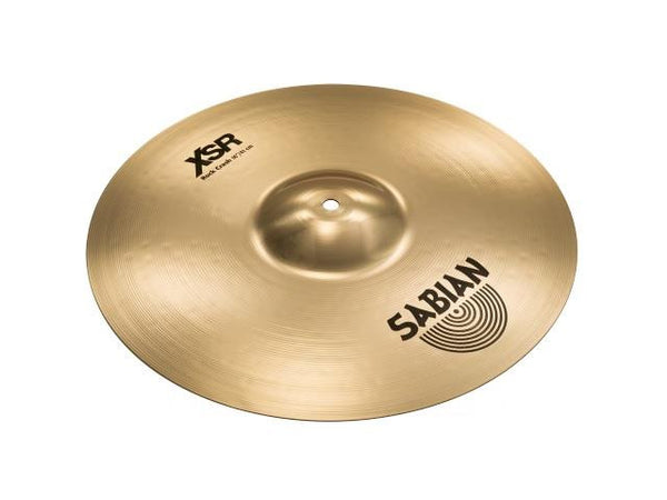 "Sabian 18"" XSR Rock Crash Brilliant"