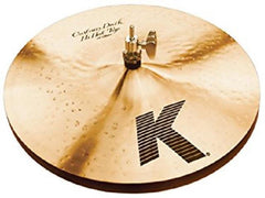 "Zildjian K Custom Dark 14"" Hi Hats"
