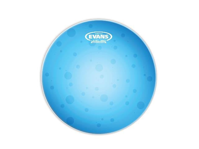 "Evans 22"" Hydraulic Blue Drum Head"