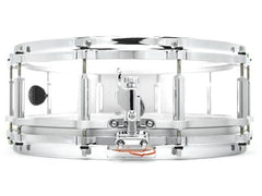Pearl CRB1450SO Crystal Beat Snare Drum 14x5