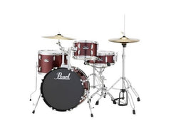 Pearl RS584C Roadshow Hardware and Cymbals Included