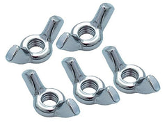Gibraltar Light Duty Wing Nuts - 8mm