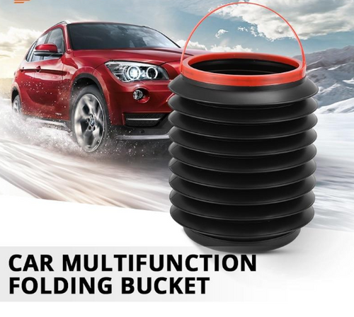 Car Multifunction Folding Bucket