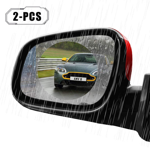 Anti-Fog & Waterproof Side Mirror Film