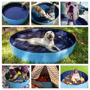 Foldable Pet Swimming/Bathing Pool