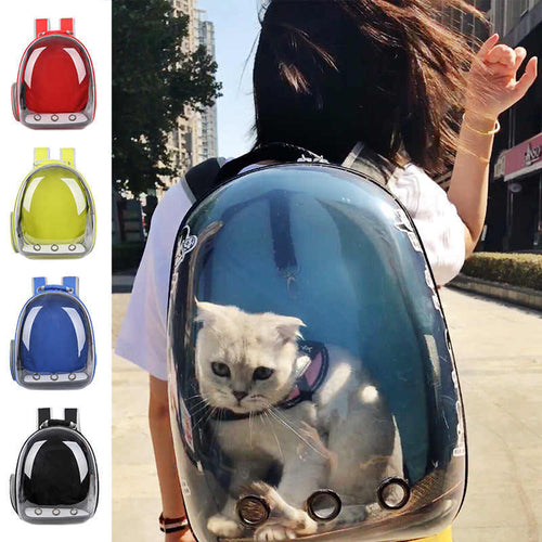 PetExplorer™ Pet Carrier Capsule Backpack