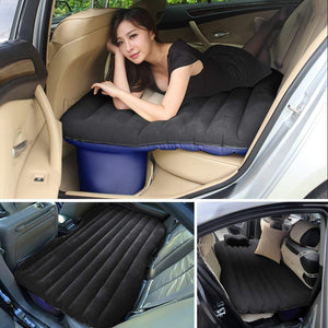 Car Inflatable Travel Bed