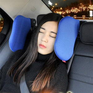 Car Seat Headrest Neck Pillow