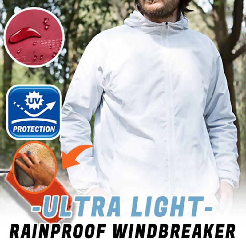 #1 Ultra-Light Rainproof Windbreaker