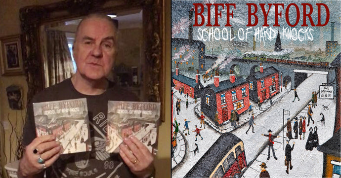 Biff And The 'School Of Hard Knocks' Single