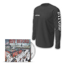 Load image into Gallery viewer, CD Digipak + Long-sleeved T-shirt