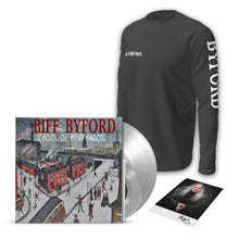 "Load image into Gallery viewer, Silver 12"" Vinyl + Scarborough Fair 7"" +  Long-sleeved T-shirt"