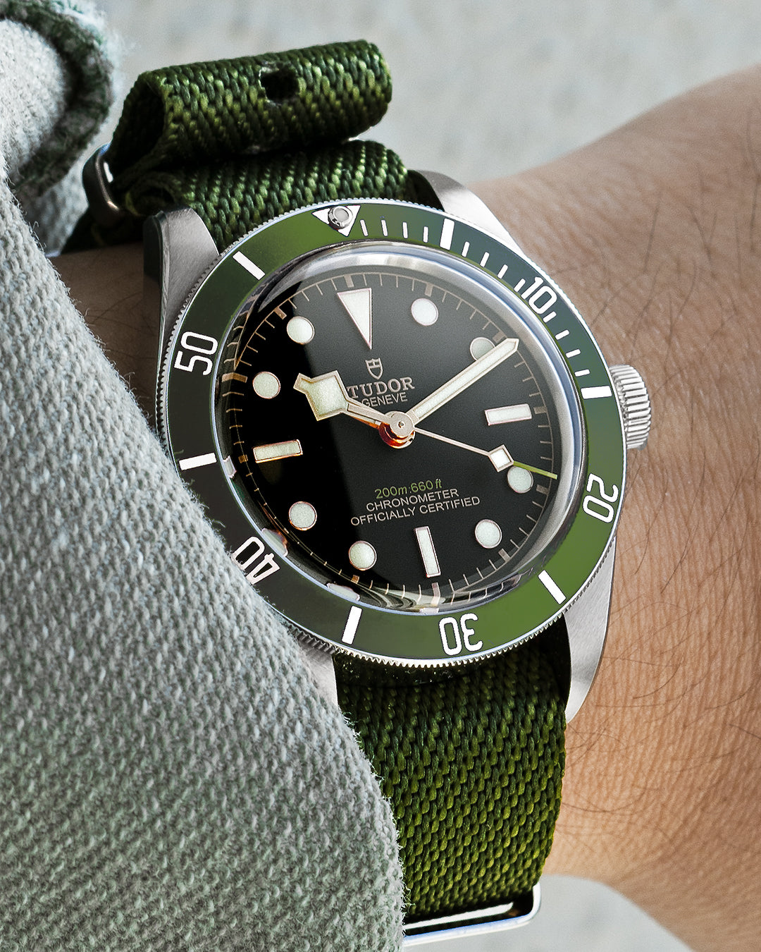 NATO M II - Field Green