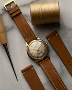 Epsom Leather Strap (Caramel)