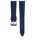 Saffiano Leather Strap (Navy)