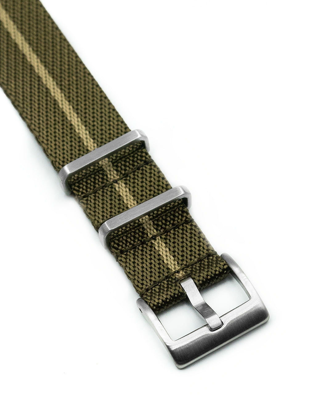 NATO M II - Olive with khaki centerline
