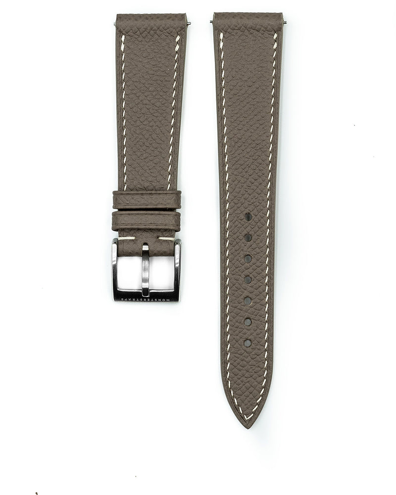 Epsom Leather Strap (Taupe)