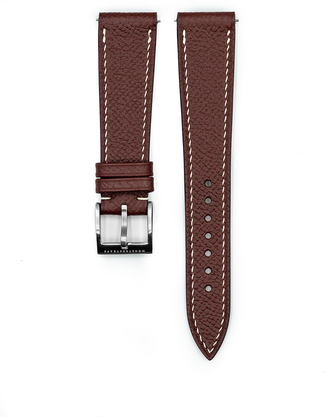 Epsom Leather Strap (Umber)