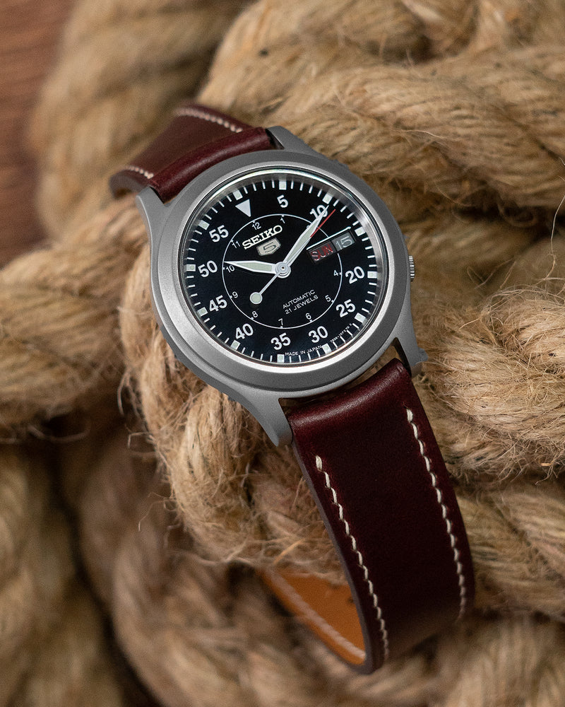 Horween CXL Leather Strap (Colour 8)