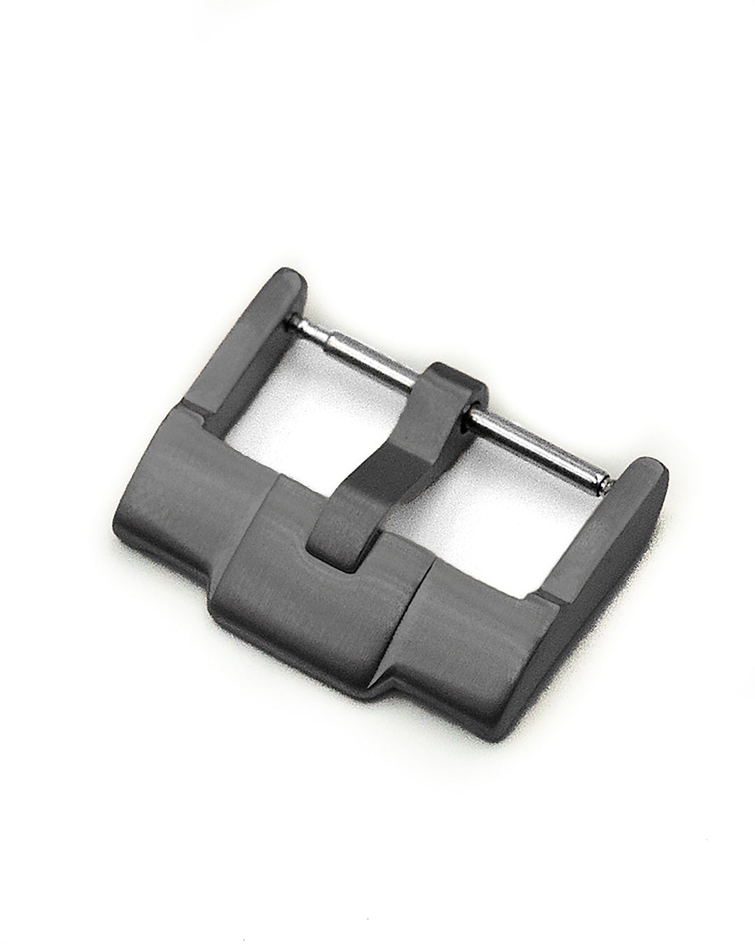 18mm Watch Buckle (PVD black coated)
