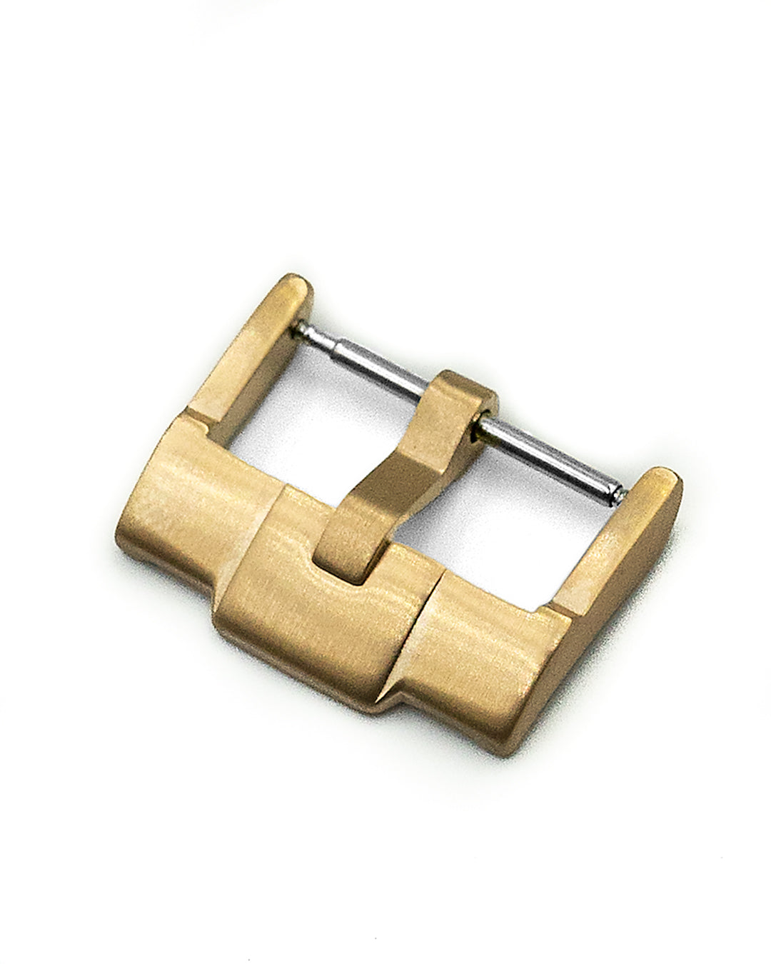 18mm Watch Buckle (Yellow gold plated)