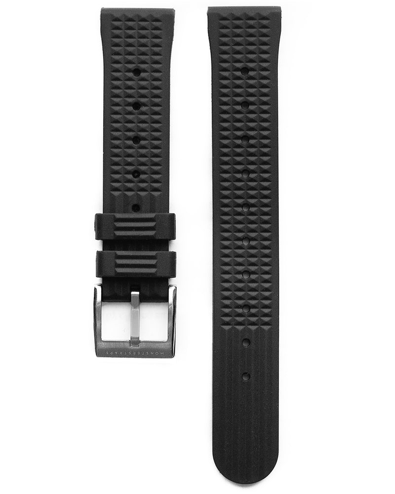VULCANISED RUBBER - WAFFLE STRAP (VINTAGE STYLE)