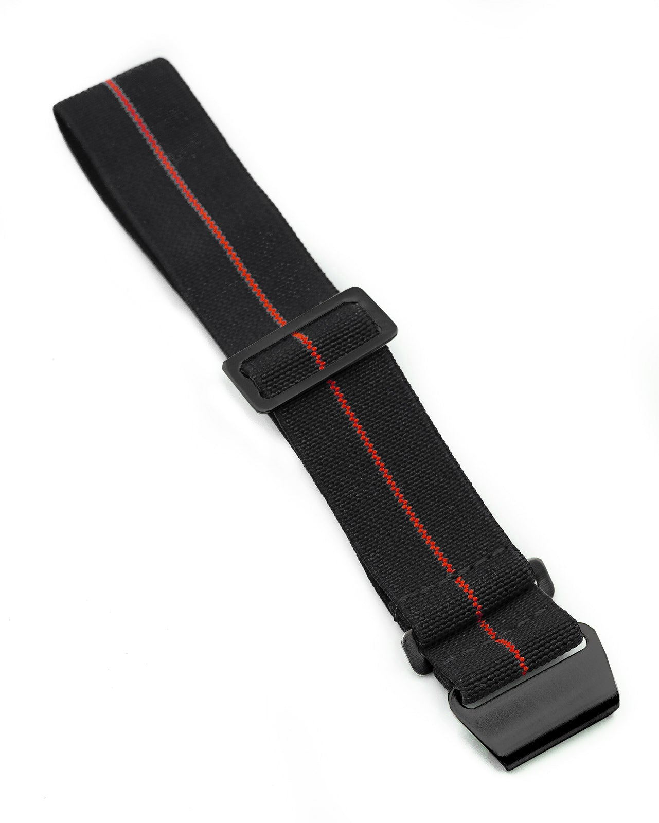 PARA Elastic (Stealth) - Black with Red Centerline