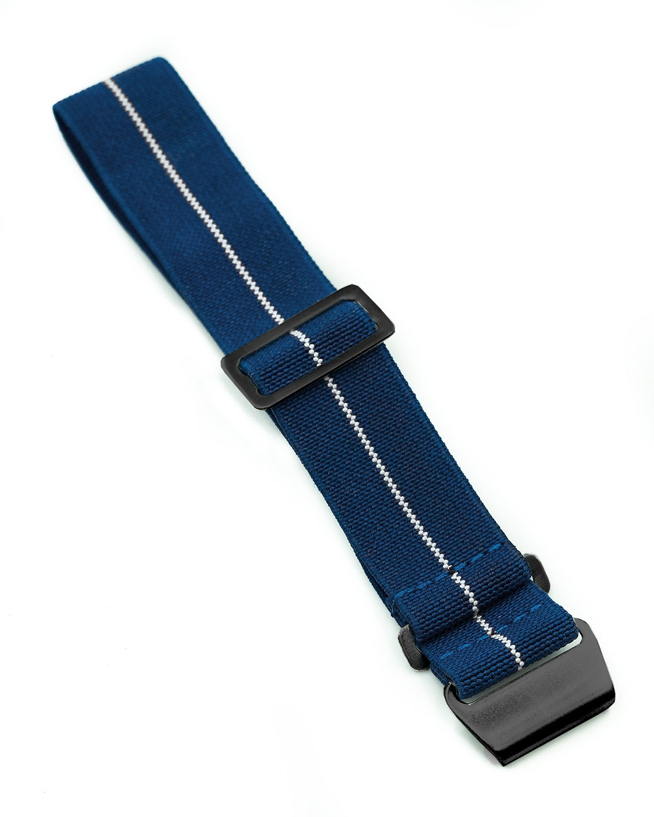 PARA Elastic (Stealth) - Navy Blue with White Centerline