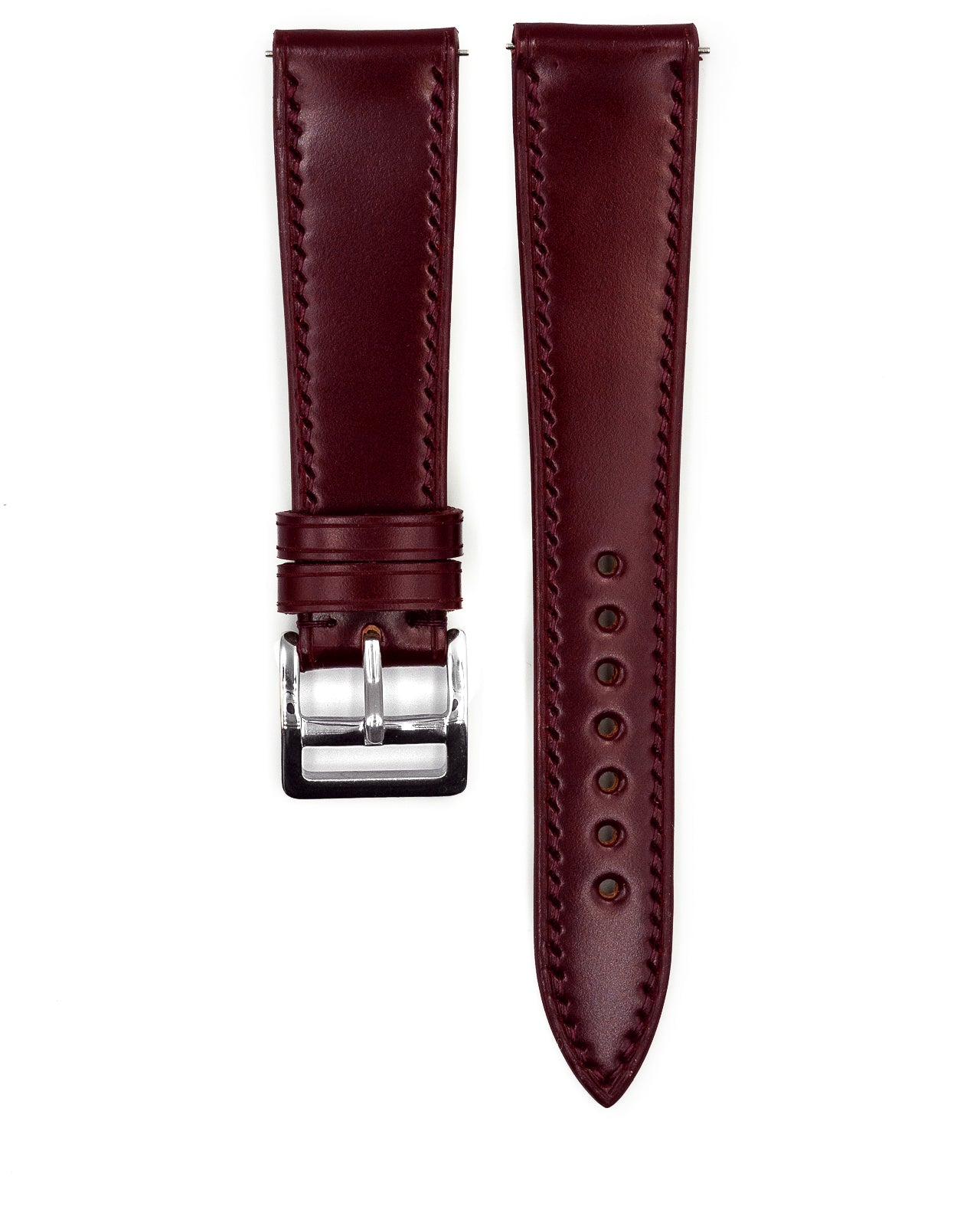 Shell Cordovan Strap (Umber)
