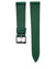 Saffiano Leather Strap (Green)