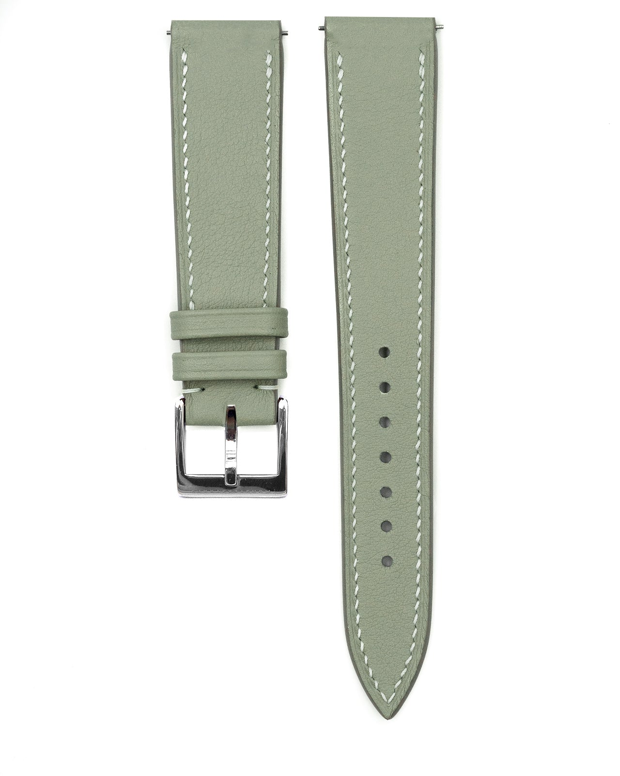 Swift Leather Strap (Vert Pale)