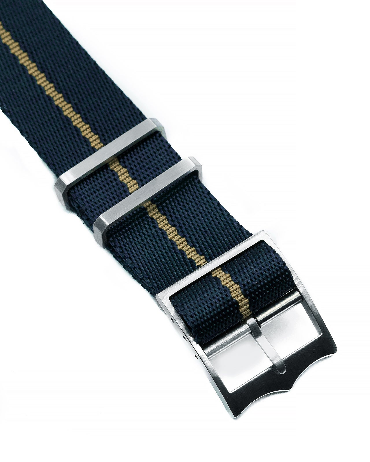 Blackbay Adjustable III - Royal Blue with Khaki Centerline