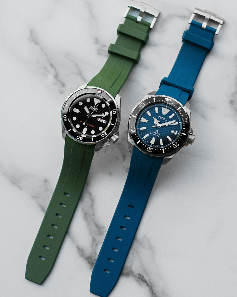 RUBBER SKX007 - GREEN