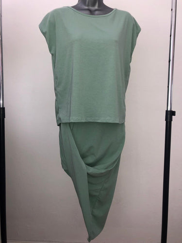 Alicia Loungwear Set - Mint Green