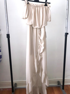 Dixie Maxi Dress - Beige