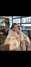 Load image into Gallery viewer, Eloise Faux Fur coat