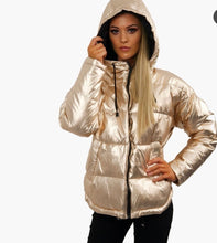 Load image into Gallery viewer, Piccadilly Puffer Coat