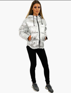 Piccadilly Puffer Coat