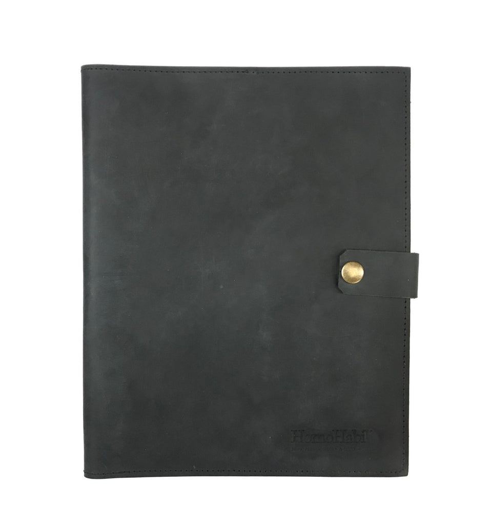 Porta Tablet Negro/ Chocolate 0149