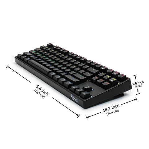 wireless Mechanical Keyboard for Gaming