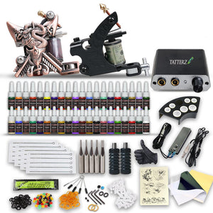 TATTERZ ™ Tattoo Kit Machine