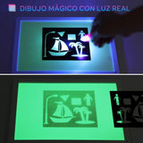 Light Drawing Board Toy