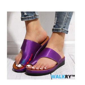WALKRY™ Orthopedic Bunion Sandals Corrector For Women-Fix Your Foot Posture