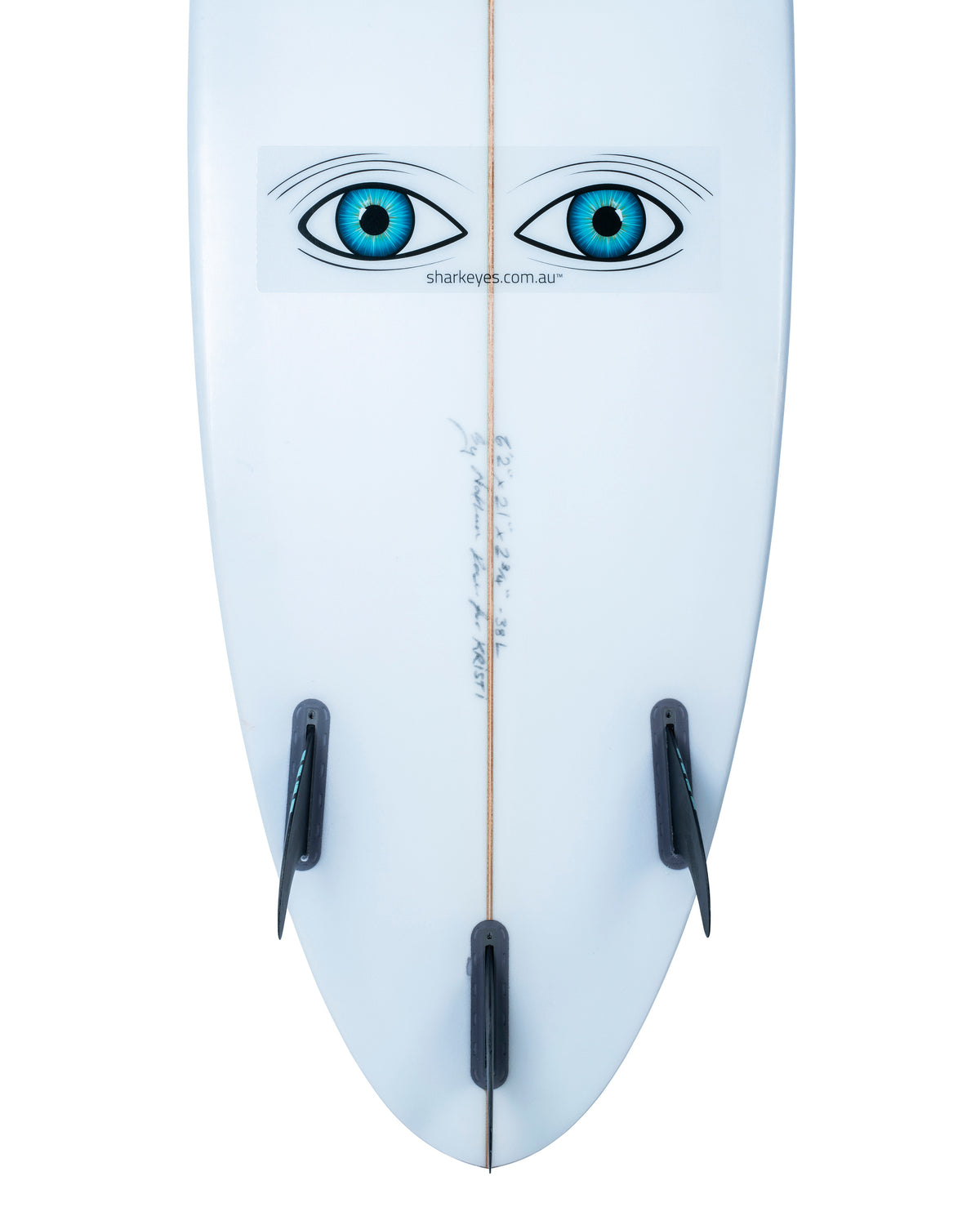 Shark Eyes Visual Deterrent (Clear)