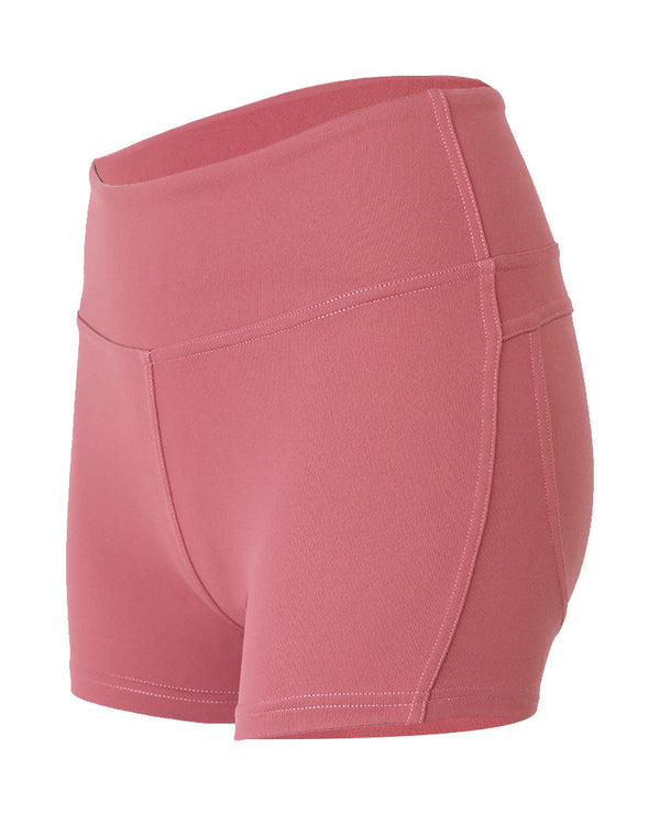 High Waist Butt Lift Yoga Shorts